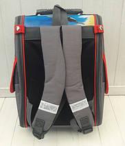 Школьный ортопедический темно-серый рюкзак Greatest Tank Battles для мальчика 34*27*15 см, фото 2