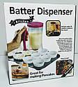 Дозатор для жидкого теста диспенсер Batter Dispenser, фото 8
