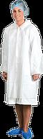 Одноразовый ПП халат для посетителей