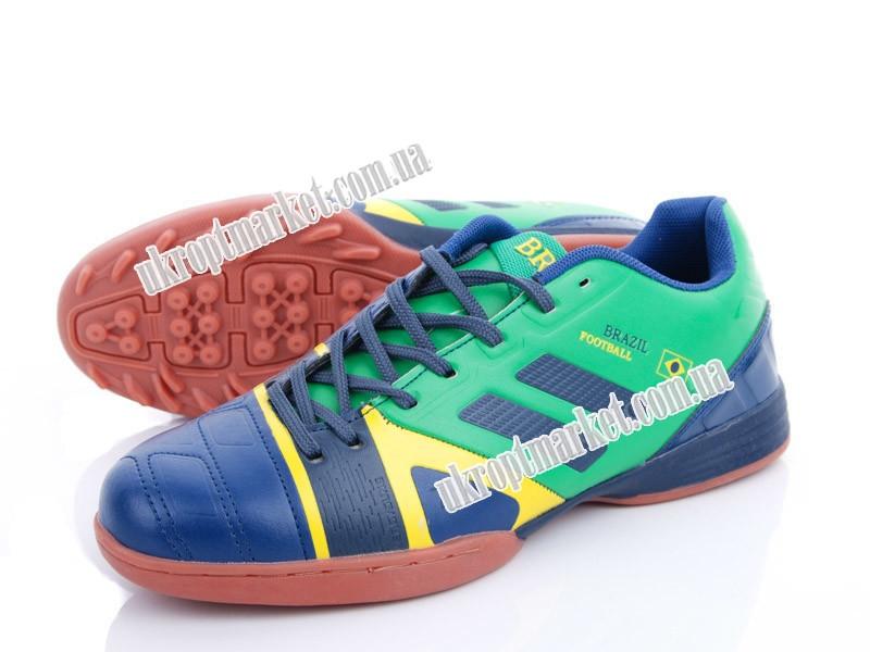 """Футбольная обувь мужские A8012-4Z (8 пар р.41-46) """"Veer-Demax"""" LB-1193"""