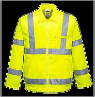 Светоотражающая полихлопковая куртка