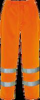Светоотражающие полихлопковые брюки E041