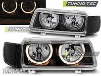 Оптика передняя, фары на VW Passat B4