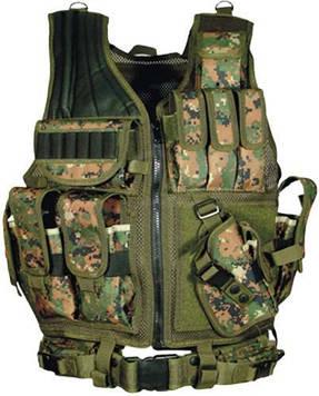 Жилет тактический UTG ( Leapers) Law Enforcement (PVC-V547ET) 23700898