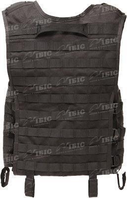 Жилет тактический BLACKHAWK !Cutaway Omega Vest. цвет - черный (30CV01BK) 16490370