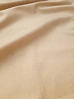 """Пальтовая шерстяная ткань """"Топленое молоко"""", фото 1"""
