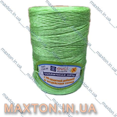 Шпагат подвязочный 700 грамм с защитой от ультрафиолета зеленый, фото 2