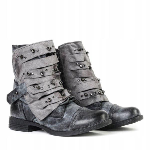 Женские ботинки Israel
