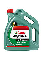 Автомобильное моторное масло Castrol Magnatec 10w40, 4л
