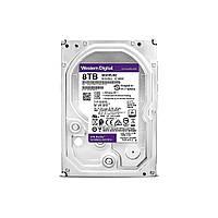 Жорсткий диск Western Digital Purple 8TB 256MB 5400rpm WD81PURZ 3.5 SATA III