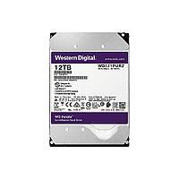 Жорсткий диск Western Digital Purple 12TB 256MB 7200rpm WD121PURZ 3.5 SATA III