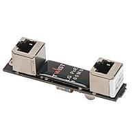 Модуль захисту порту Ethernet, PoE TWIST-LG-PoE-100Mb-2U