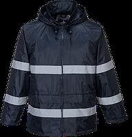 Классическая водонепроницаемая дождевая куртка Iona F440 Темно-синий, L