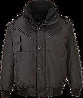 Куртка бомбер 3-в-1 F465