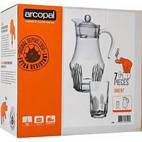 Набор для напитков Arcopal Orient из 7 предметов (L4986)