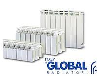 Радиаторы (батареи) алюминиевые Global GL 200х80мм