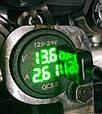Зарядное USB Quick Charge 3.0 + Вольтметр / БЫСТРАЯ ЗАРЯДКА QC 3.0 / Адаптер питания - врезная розетка USB, фото 7