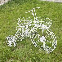 Кашпо велосипед 3-х колёсный 70*90*45 см Гранд Презент 10901623