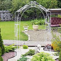 Арка для цветов Прованс 200*120см Гранд Презент 10901635