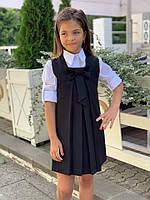 Сарафан на девочку с бантом  мм748, фото 1