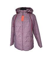 Куртка женская демисезонная(52  ,58)