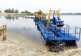 Земснаряды, комплектующие и гидрооборудование