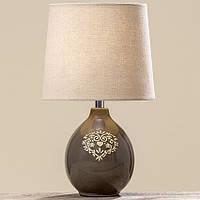 Лампа цветная керамика h34см 8095600