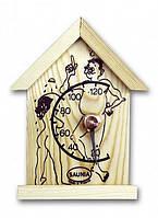 Термометр Вилле и Кайса сосна для бани и сауны