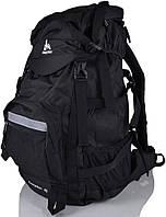 Рюкзак для туризма и альпинизма 40 л. ONEPOLAR (ВАНПОЛАР) W301-black черный
