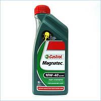 Автомобильное моторное масло Castrol Magnatec 10w40, 1л