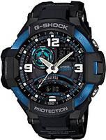 Чоловічий годинник CASIO G-SHOCK GA-1000-2B