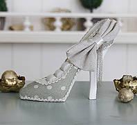 Подставка туфелька зеленая Гранд Презент GM09-J9022B, фото 1