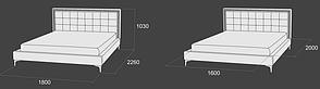 Кровать «Пасадена», фото 2