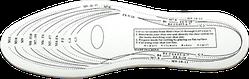 Стелька из пены с эффектом памяти FC87