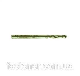 Сверло по металлу 3,3 мм, упак - 2 шт, Швеция