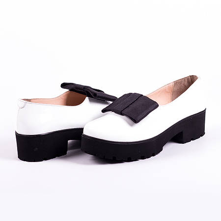 Лакированые туфли aquamarin