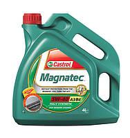 Автомобильное моторное масло Castrol Magnatec 5w40, 4л