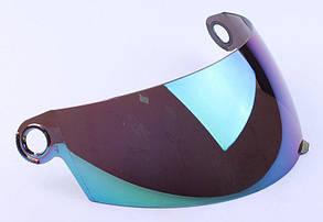 Стекло шлема А105 тонированное (узкое)
