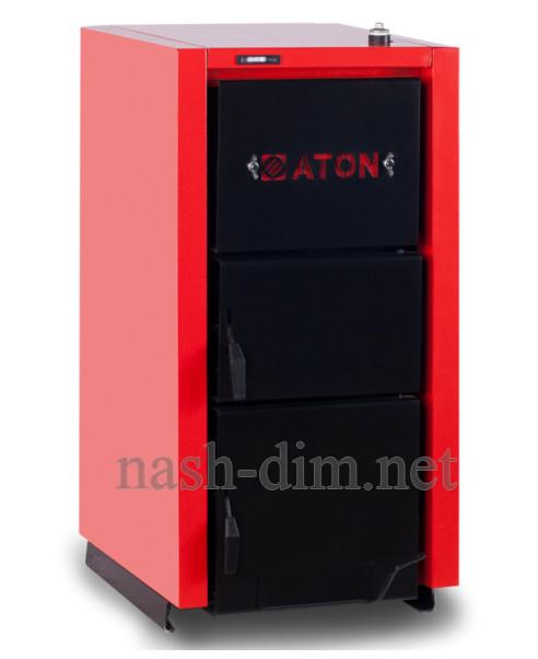 Твердотопливный котел ATON ТТК MULTI 28 КВТ (Атон мульти)
