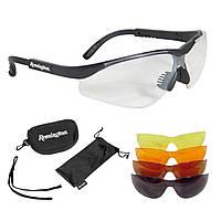 Защитные тактические баллистические очки Remington T85