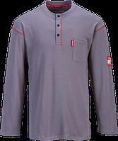 Огнестойкий свитер Bizflame Henley FR02