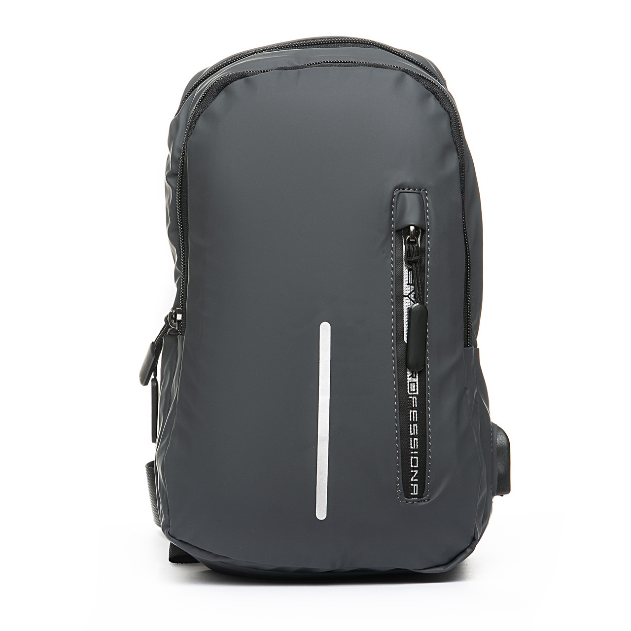 Мужская сумка через плече Lanpad 18 x 30 x 10 см Серый (6281/3)