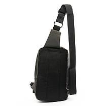 Мужская сумка через плече Lanpad 18 x 30 x 10 см Золотой (6281/4), фото 2