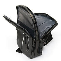 Мужская сумка через плече Lanpad 18 x 30 x 10 см Золотой (6281/4), фото 3
