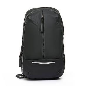 Мужская сумка через плече Lanpad 18 x 32 x 10 см Черный (4066/1), фото 2