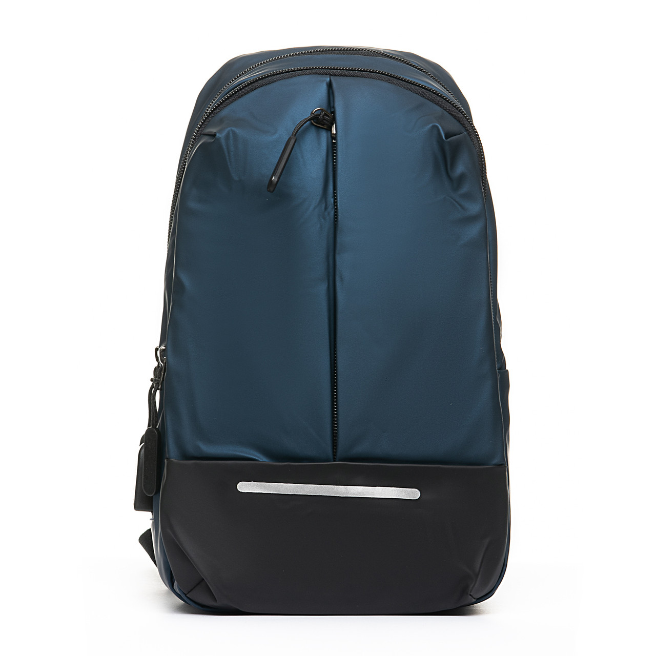 Мужская сумка через плече Lanpad 18 x 32 x 10 см Синий (4066/2)