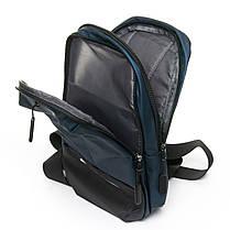 Мужская сумка через плече Lanpad 18 x 32 x 10 см Синий (4066/2), фото 3