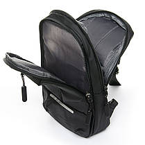 Мужская сумка через плече Lanpad 18 x 32 x 10 см Золотой (4066/4), фото 3
