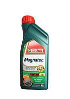 Автомобильное моторное масло Castrol Magnatec 5w40, 1л