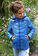 Куртка для девочки демисезонная 7 цветов фабрика Украины